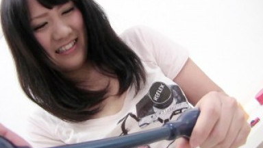 Curvy Japanese teen fucked hard and gets massive facial