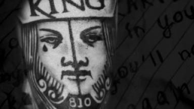 KING 810 - carve my name