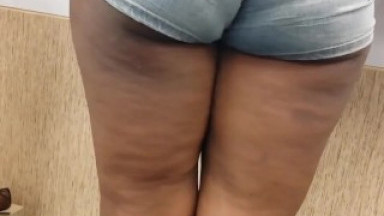 Jusy ass in public