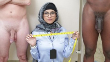 MIA KHALIFA - My Experiment Comparing Black Dicks to White Dicks