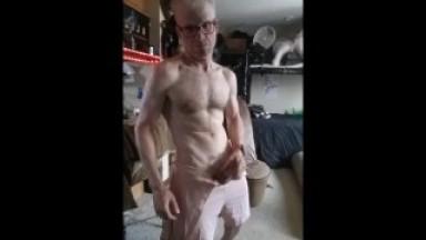 New Pink Romper Strip Tease