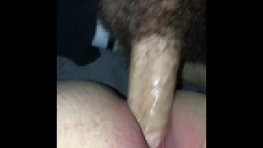 Fuck my wet pussy- cum shot