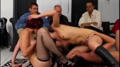 Anal Hookers, Scene 1