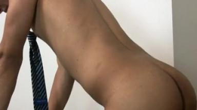 Teenage latino twinks steamy sex session